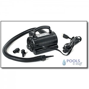 Electric Inflatables Pump, 110 Volt