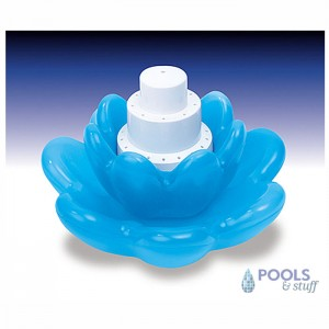 Blossom Floating 3-Tier Pool Fountain