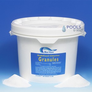 Stabilized Chlorine, Granules