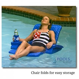 Unsinkable Floating Chair