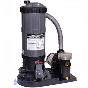 Hydro™ Above Ground Cartridge Filter Systems