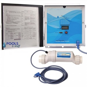 Crystal Chlor™ Salt Water Chlorine Generator parts
