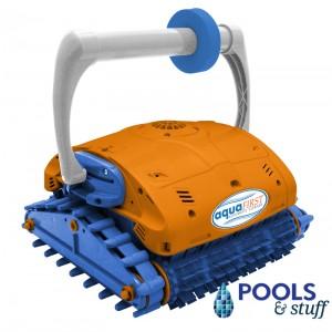 AquaFirst™ Turbo Robotic Cleaner