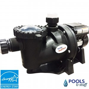 FlowXtreme™ APEX 230V, 1.65 HP VARIABLE SPEED In-Ground Pool Pump
