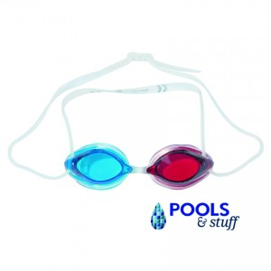 3D Swim Goggles - Set of 2