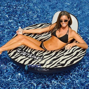 Wildthings™ 40 In. Animal Floats - Zebra