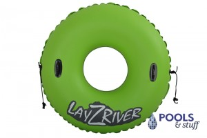 Lay-Z-River 47-in Inflatable River Float Tube