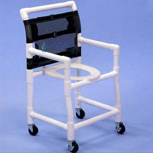 Deluxe Shower Commode Chair