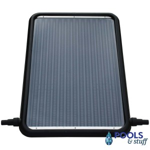 Deluxe Solar Bear Above-Ground Solar Heater