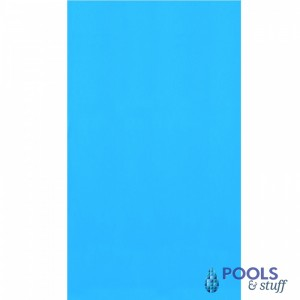 Solid Blue Standard Gauge Expandable Liner