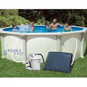 Solar Pro XF Solar Heater for Above Ground Pools