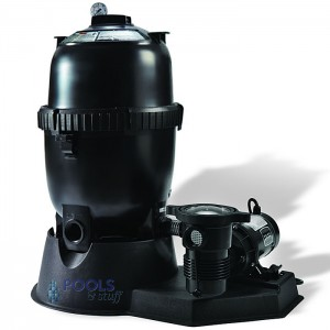Sta-Rite® Super-Efficient Mod Media™ Pump & Filter System