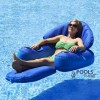 Leisure Cloud™ Fabric Covered Pool Lounger