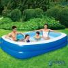 Rectangular Inflatable Pool