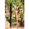 Poolside Solar Shower with Base