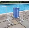 Poolside Organizer with Hamper