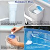 Round - Soft-Sided Above-Ground Pool Kits - Skimmer Plus