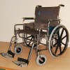 Non-Collapsable 20 Inch Stainless Steel Aquatic Wheelchair