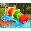 Water Park Pool Slide