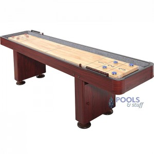 Carmelli® Deluxe Shuffleboard Table