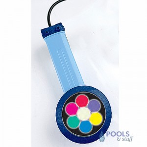 Multi-colored Nitelighter Underwater Ultra Pool Light