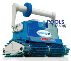 AquaBot™ Turbo T4 RC In-Ground Robotic Pool Cleaner