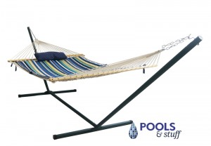 Island Retreat 15-ft Hammock Set