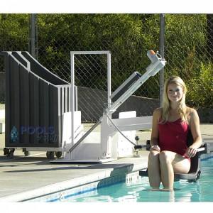 Patriot™ Portable ADA Compliant Pool & Spa Lift