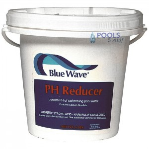 pH Reducer for Pool Water