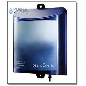 DEL CLEAR Ozonator for Above-Ground Pools