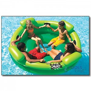 Shock Rocker Pool Activity Float