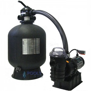 Sta-Rite® Premium Grade Above Ground Sand Filter & Pump System