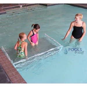 Swim Training Platform - Supports 300 lbs.
