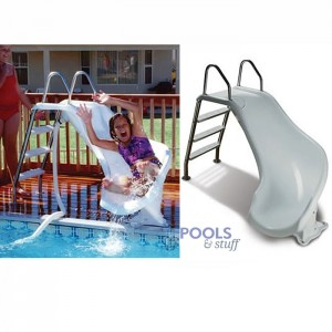 Zoomerang Pool Slide