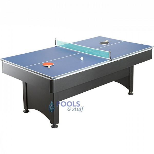 7 ft. Pool Table with Table Tennis - TABLE TENNIS