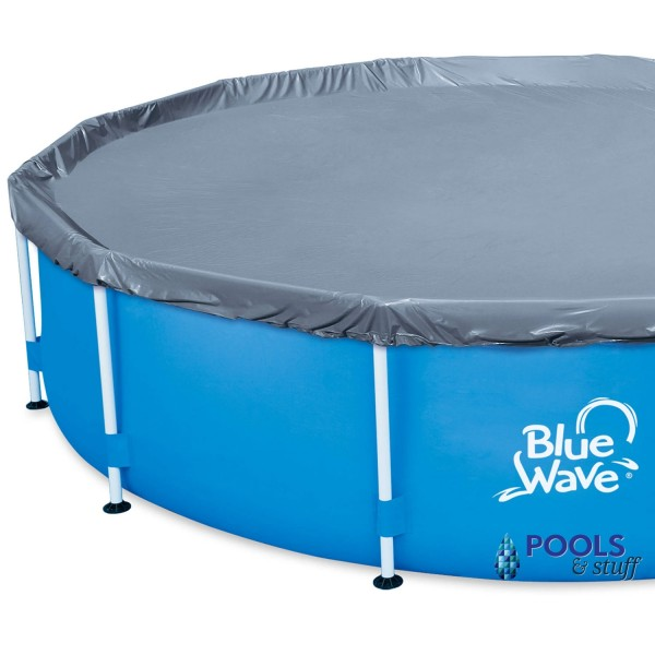 """Active Frame 15' Round, 48"""" Soft-Sided Pool Package"""