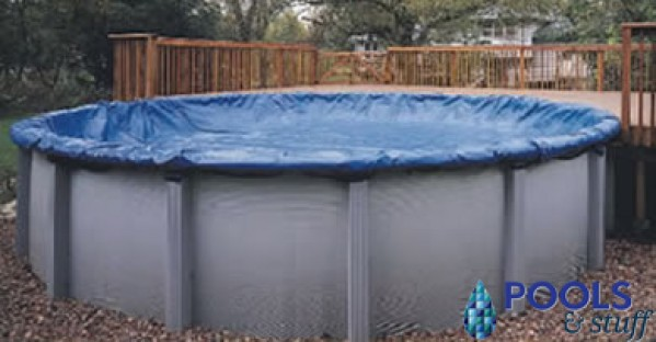 Winter Pool Cover Above Ground 15X30 Ft Oval Arctic Armor  8 Yr Warranty