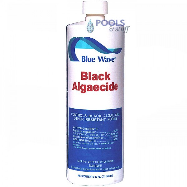 Black Zapper® Algaecide for Pool Water