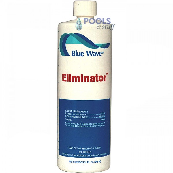 Eliminator® Algaecide for Pool Water
