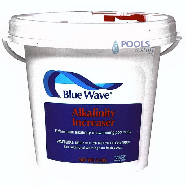 Alkalinity Increaser for Pool Water