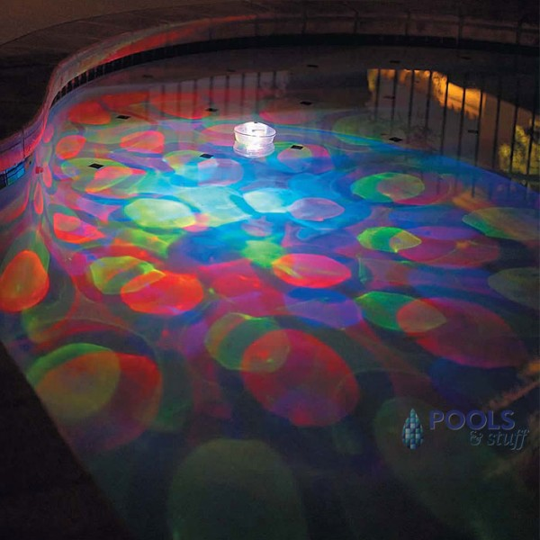 Aqua Glow - The Underwater Pool Light Show