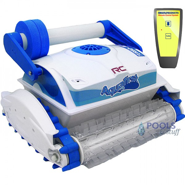 AquaFirst™ Turbo w/Remote Automatic Pool Cleaner