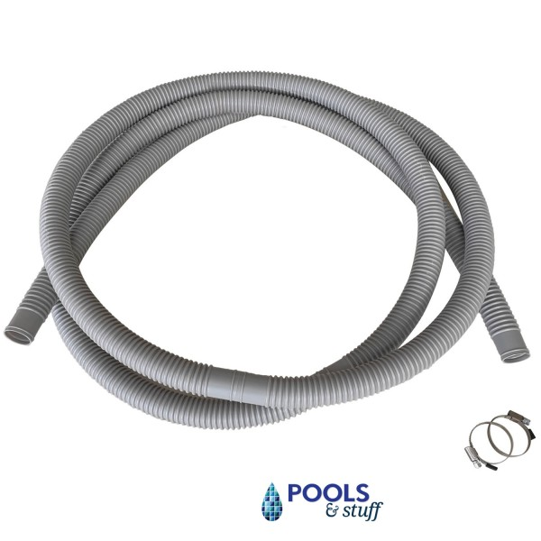 Pool Filter Hoses Included