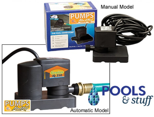 Above-Ground Automatic Winter Cover Pump 350 GPH