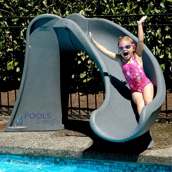 Cyclone Pool Slide