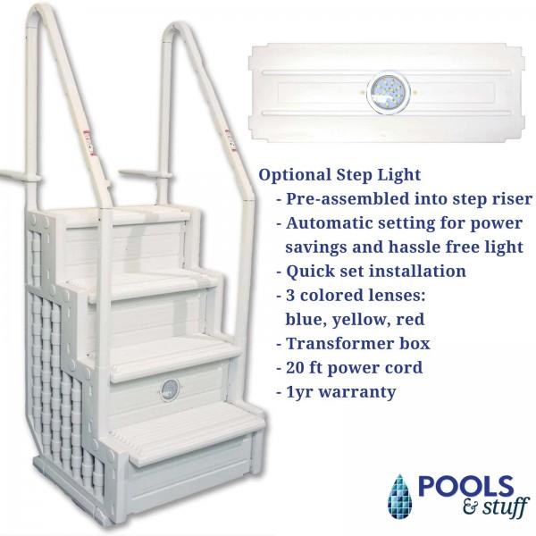 Easy Pool Step Light