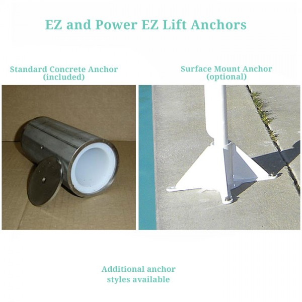 EZ and Power EZ Anchors