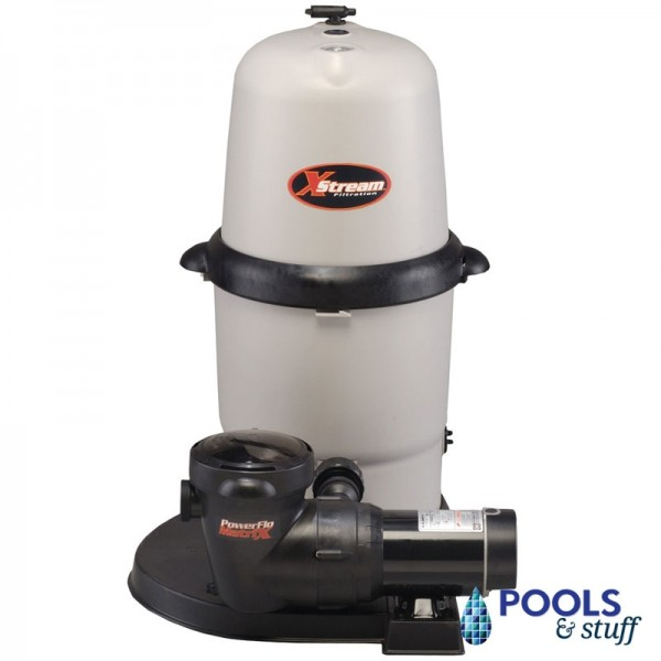 Filter System included with Premier Soft Side Pool Package
