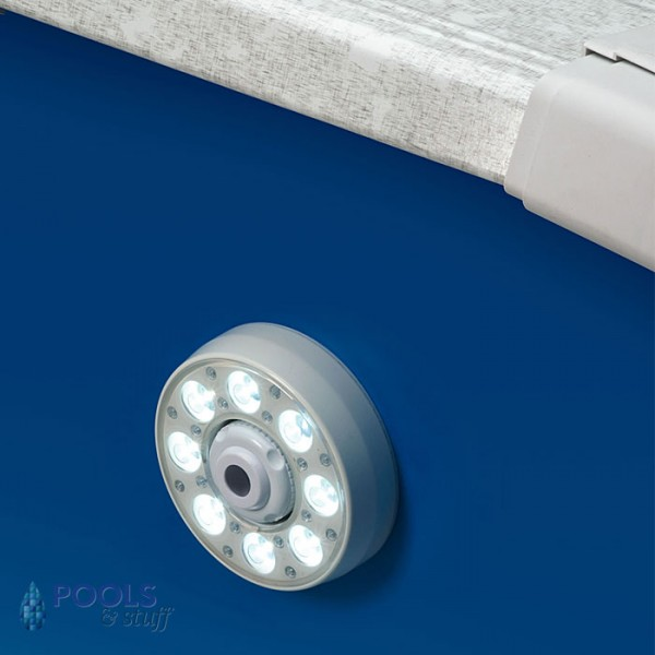 Above-Ground LED Thru-Wall Pool Light