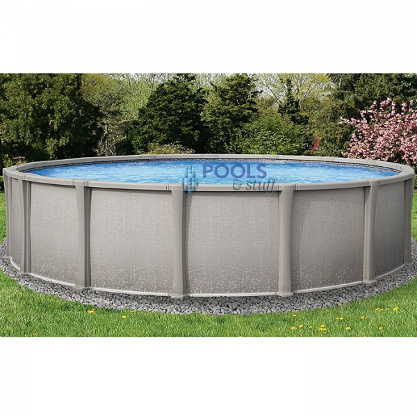 "Matrix - 33' Round, 54"" Deep Above-Ground Pool Kits"
